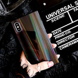 SQUARE RAINBOW SHINING CASE - Martbeat