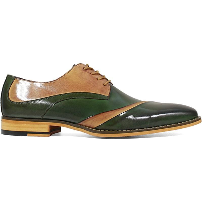 Handmade Men's Leather Brogue Shoes Derby Shoes