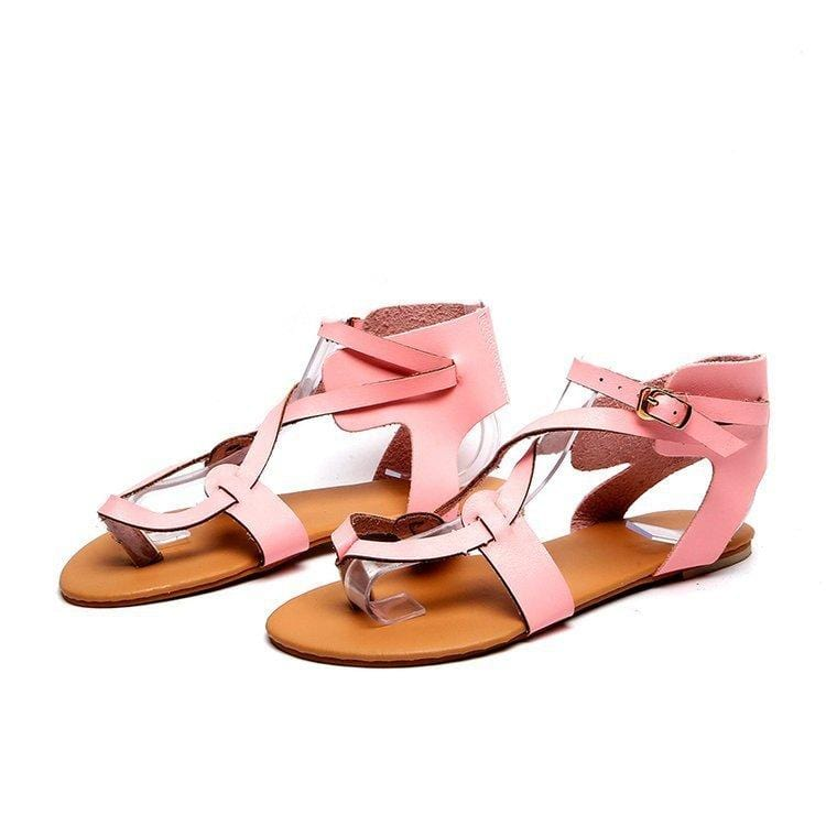 5 Colors Available Women's Lovely Sandals Flat Sandals 2019 NEW