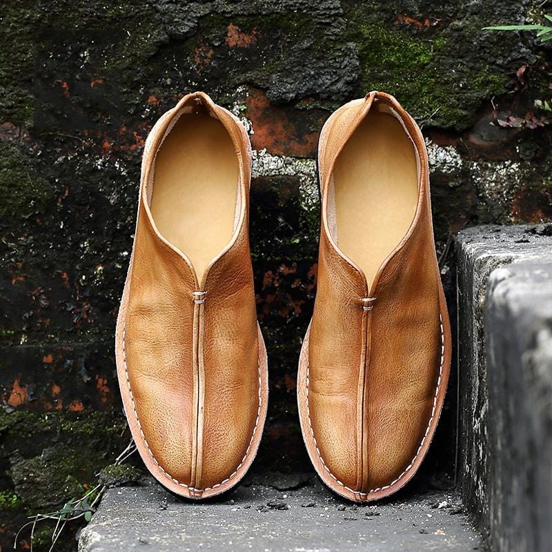 Shaolin Monk Shoes Men's Loafers
