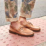 Handmade Leather Boat Shoes Casual Loafers