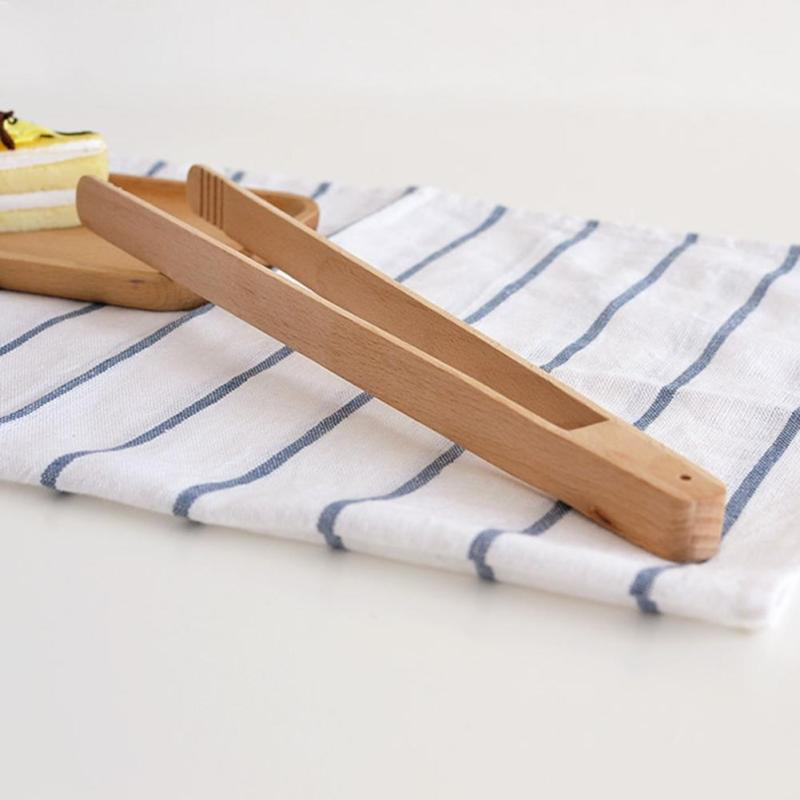 All-Natural Bamboo Tongs