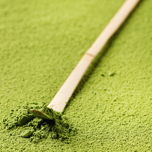 All-Natural Matcha Tea Scoop (Chashaku)