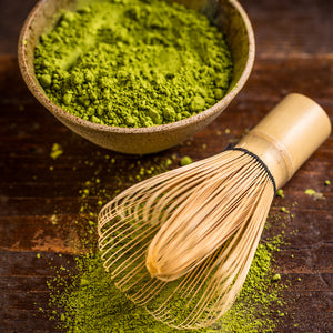 All-Natural Bamboo Matcha Whisk (Chasen)