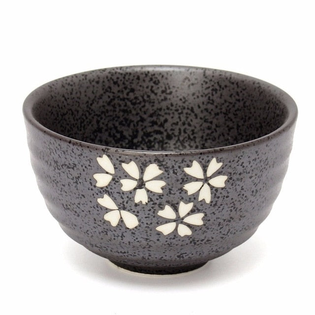 Authentic Matcha Tea Bowl (Chawan)