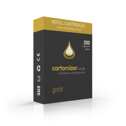 Gold Cartomizer