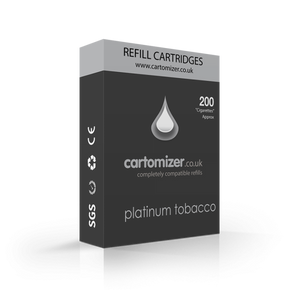 Platinum Tobacco Cartomizer