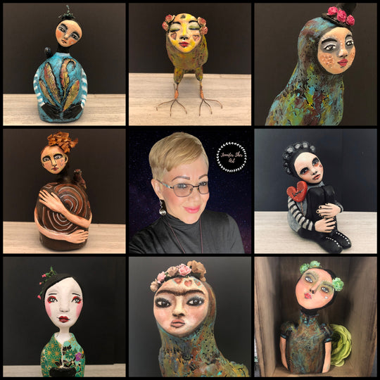 What Are Art Dolls?