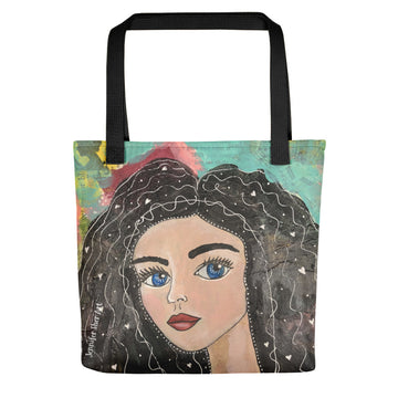 Awakening To Oneness Tote bag - Jennifer Sher Art