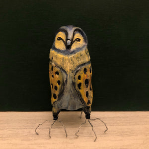 Sweet Owl - Jennifer Sher Art