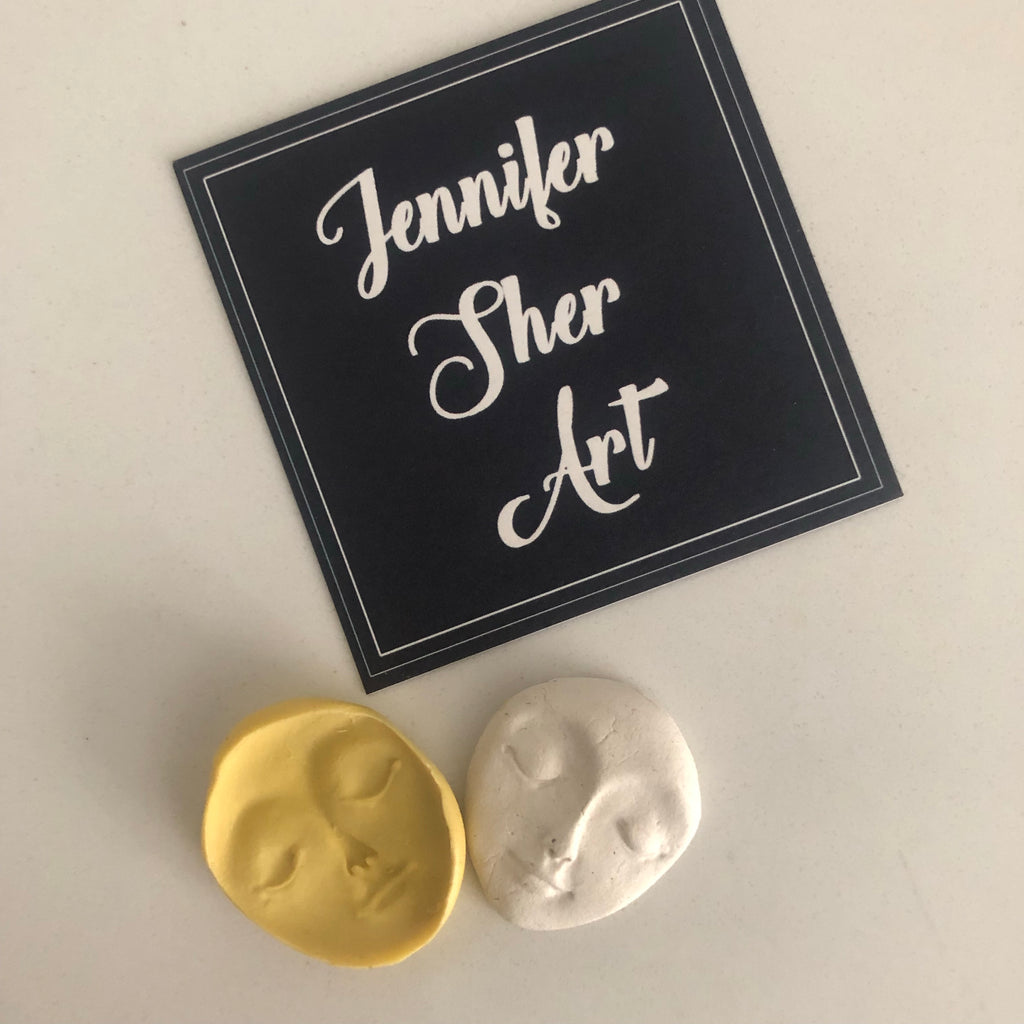 Face Mold - Small - Jennifer Sher Art
