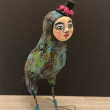 Load image into Gallery viewer, Hollie - The Quirky Bird - Jennifer Sher Art