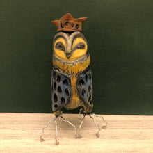 Load image into Gallery viewer, SOLD - Love Owl - Jennifer Sher Art
