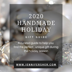 FREE - 2020 Handmade Holiday Gift Guide - Jennifer Sher Art