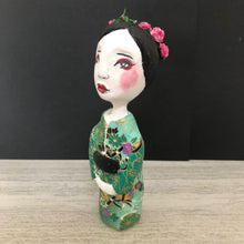 Load image into Gallery viewer, Handmade Sculpture -  Koyuki - Jennifer Sher Art