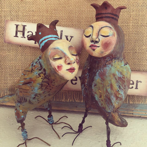 Custom Order Sculpture - Jennifer Sher Art