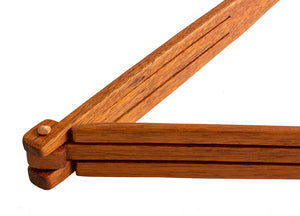 Salad Tongs | Mahogany Wood