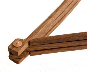 Salad Tongs | Walnut Wood