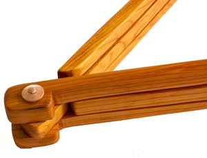 Salad Tongs | Yew Wood