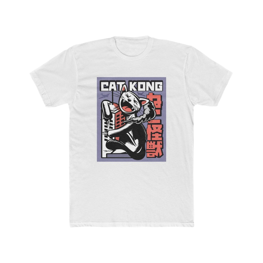 Cat Kong Men's T Shirt