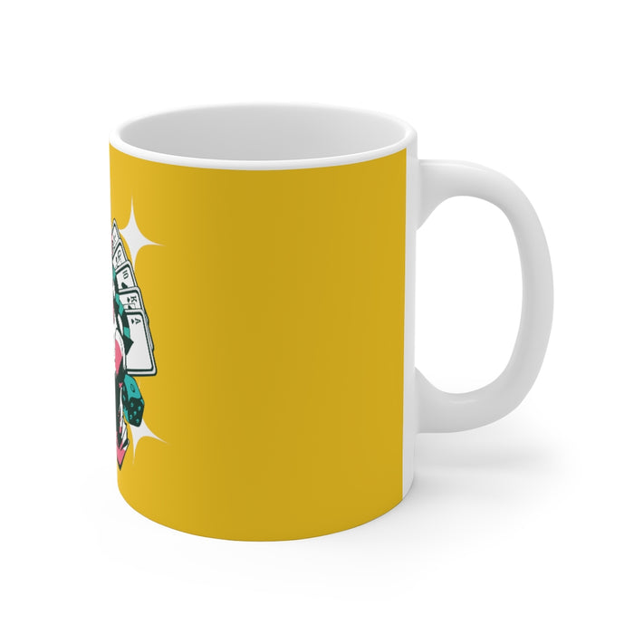 Anime Coffee Mug | Anime Coffee Mug - Just A Wink | sumoearth 🌎