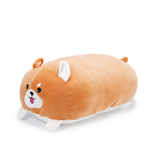 Squishy Soft Big Plush Pillow - Shiba Inu| Medium (60cm) or Large (90cm) | sumoearth