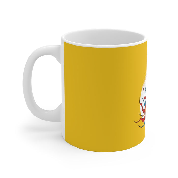 Mug | Unicorn Coffee Mug - Middle Fingers Horn | sumoearth 🌎