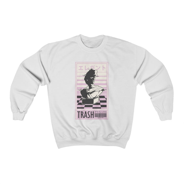 TRASH Unisex Sweatshirt