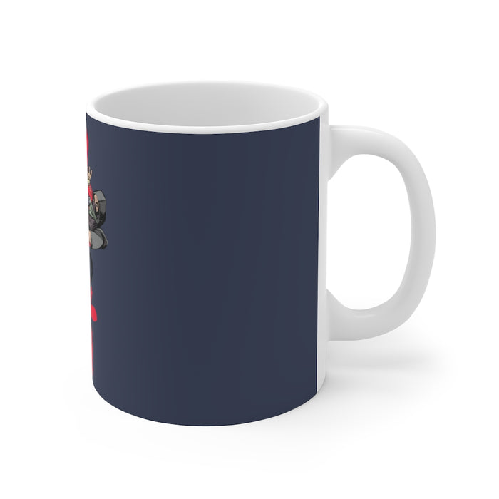 Anime Coffee Mug | Anime Coffee Mug - Ninja Hiphop | sumoearth 🌎