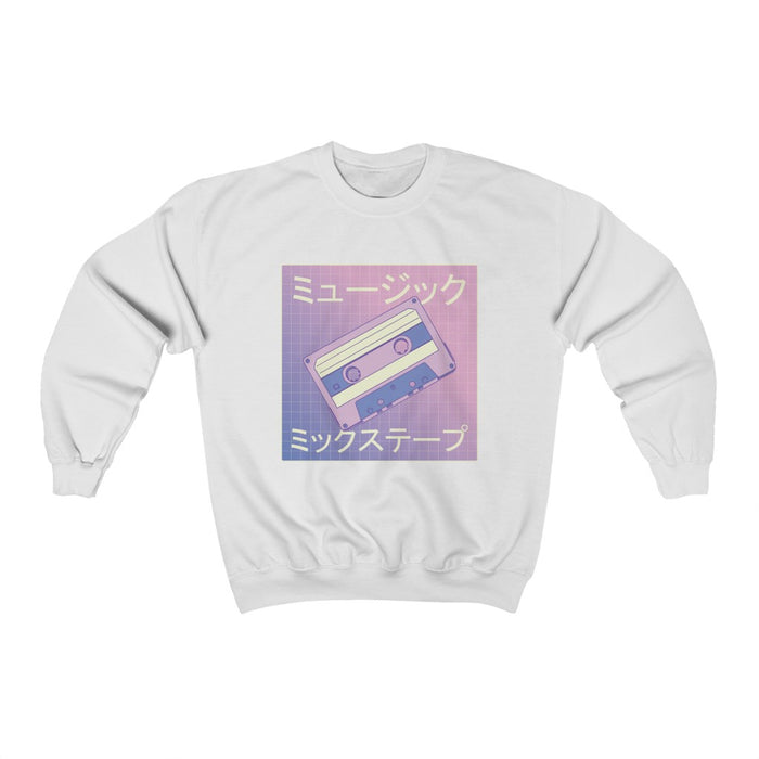 Retro Mixtape Unisex Sweatshirt