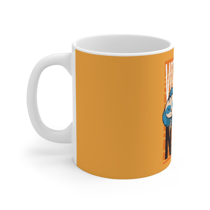 Sloth Coffee Mug | Sloth Coffee Mug - Vote For Naps | sumoearth 🌎