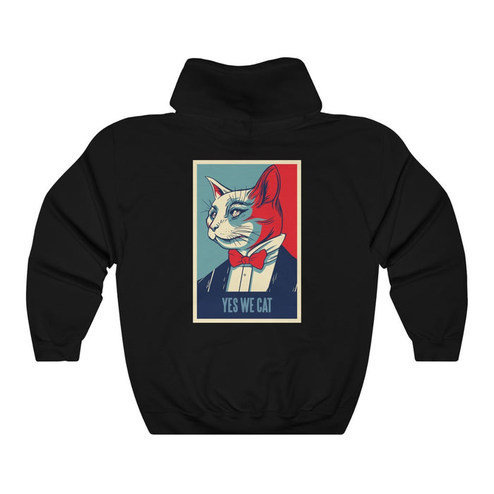 Yes We Cat Unisex Hoodie