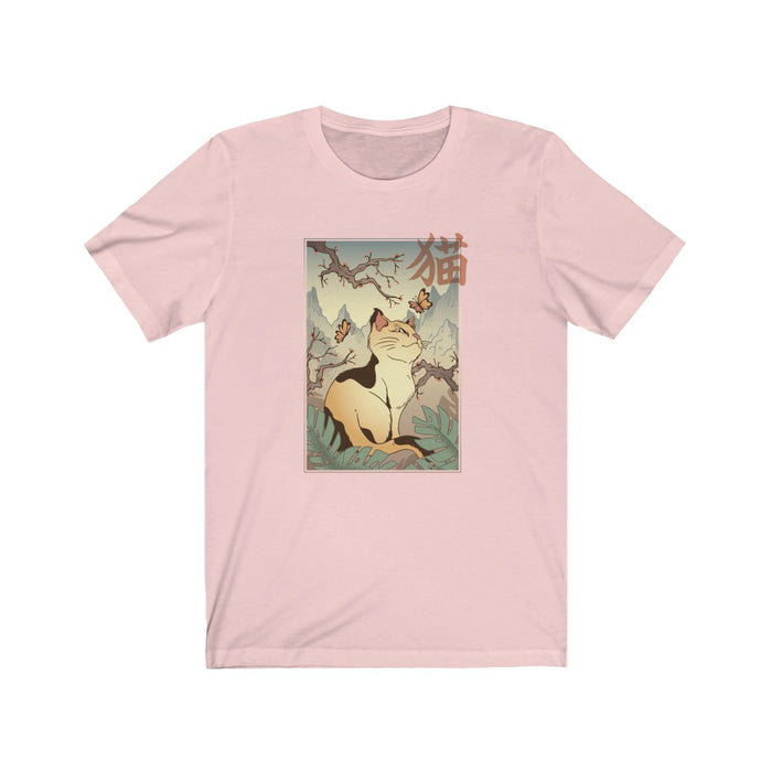 Edo Cat Women's T Shirt