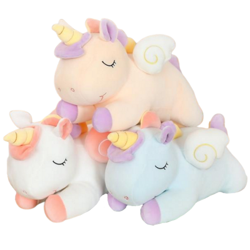 Unicorn Plush | Angel the Soft Unicorn Plush Toy | Unicorn Stuffed Animal | sumoearth 🌎
