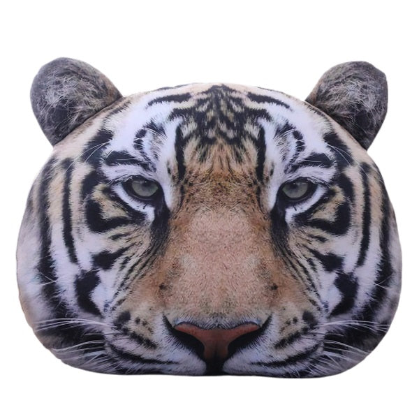 Tiger Plush | Bengal Tiger Throw Pillow | sumoearth 🌎