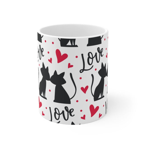 Cat Coffee Mug | Cat Love | Cat Coffee Mug | sumoearth 🌎
