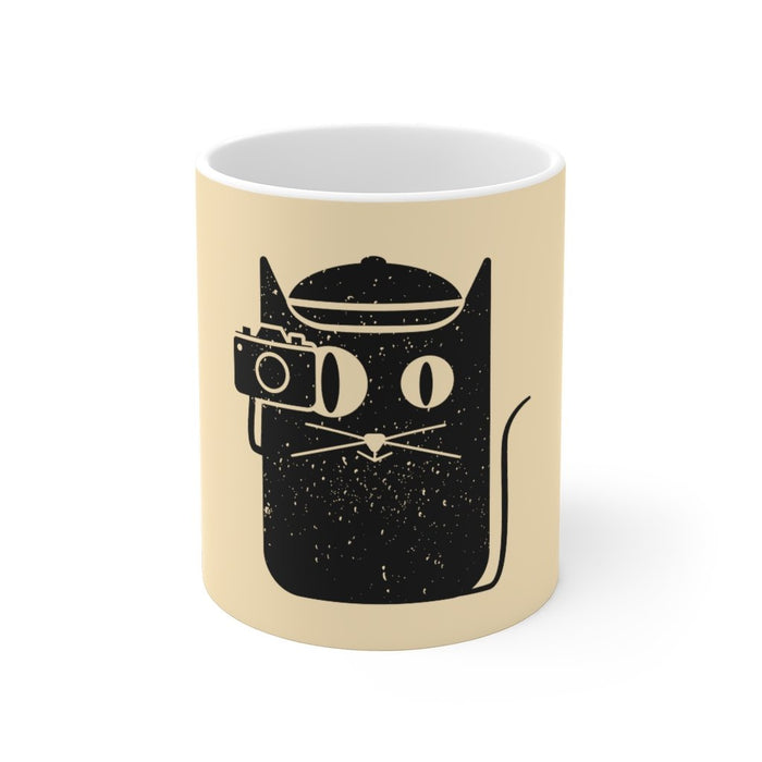 Cat Coffee Mug | Photography Cat Coffee Mug | sumoearth 🌎