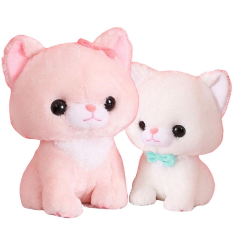 Cat Doll | Coco the Kitty Cat Stuffed Animal Plush Toy | sumoearth 🌎