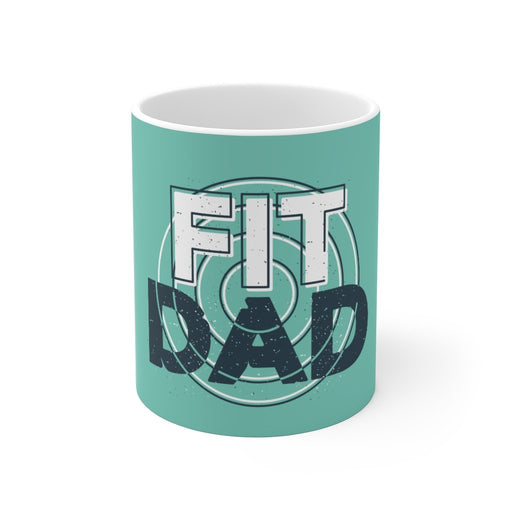 Dad Coffee Mug | Dad Coffee Mug - Fit Dad | sumoearth 🌎