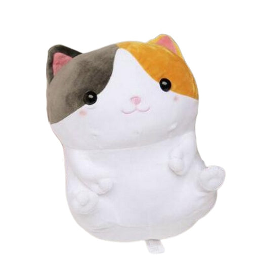 Hammy the Kitty Cat Plush Toy - Calico | Cat Stuffed Animal | sumoearth