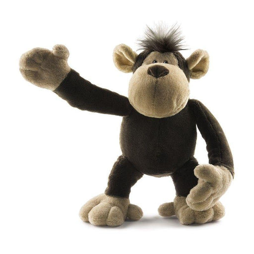 Monkey Plush | Baby Monkey Teddy Bear Stuffed Soft Toy | SumoEarth