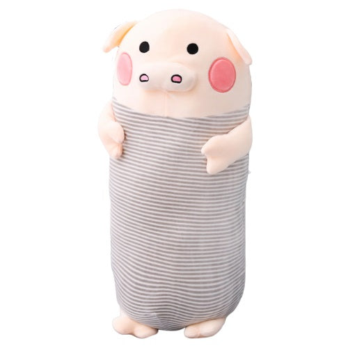Pig Body Pillow | Piggles the Cute Pig Body Plush Pillow | sumoearth 🌎