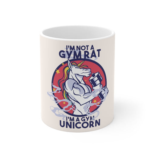 Unicorn Coffee Mug | Unicorn Coffee Mug - I'm A Gym Unicorn | sumoearth 🌎