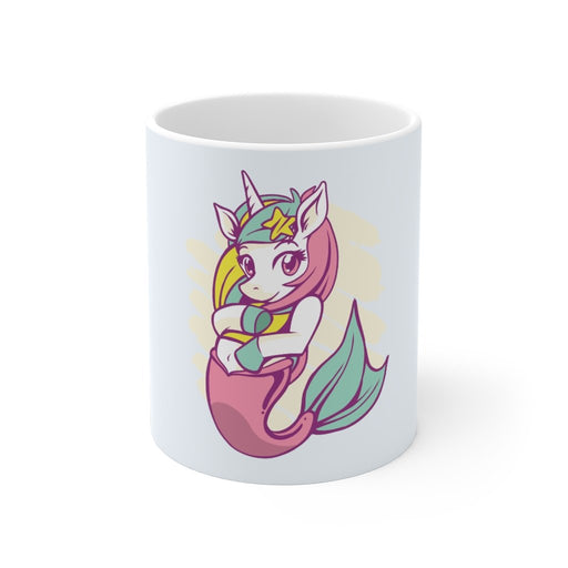 Unicorn Coffee Mug | Unicorn Coffee Mug - Unicorn Mermaid | sumoearth 🌎