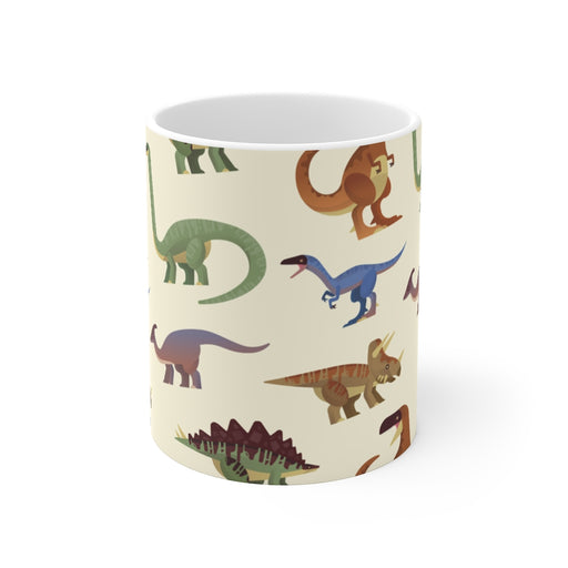 Dinosaur Coffee Mugs | Dynasty Dinosaur Coffee Mug | sumoearth 🌎