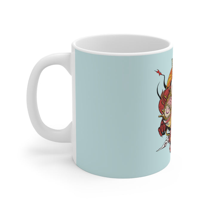 Anime Coffee Mug | Anime Coffee Mug - Ramen Dragon | sumoearth 🌎