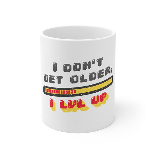 Gamer Coffee Mug | I Don't Get Older, I LVL UP | Gamer Coffee Mug | sumoearth 🌎