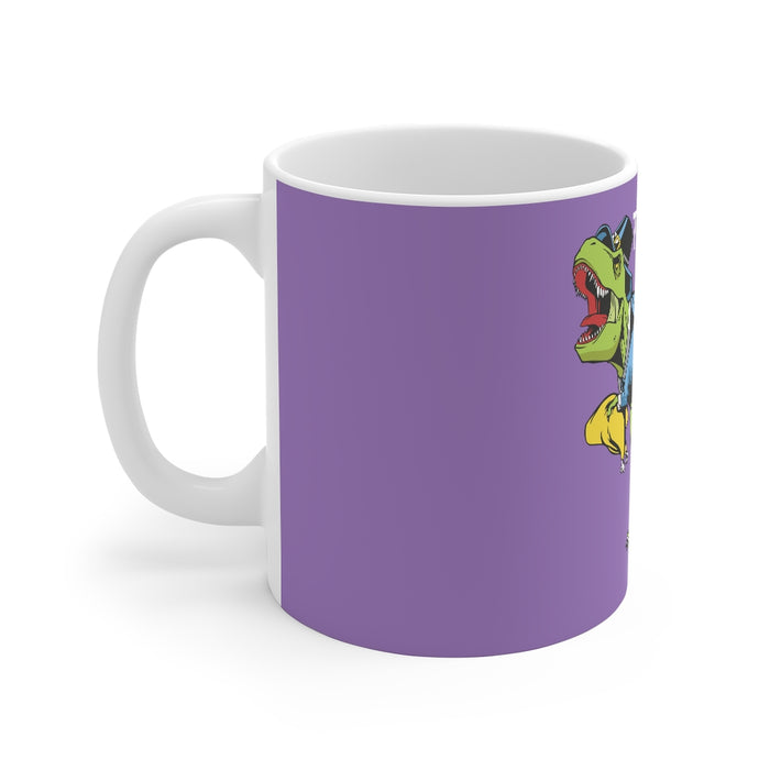Dinosaur Coffee Mugs | Thanksgiving Rawr Coffee Mug | Dinosaur Coffee Mug | sumoearth 🌎