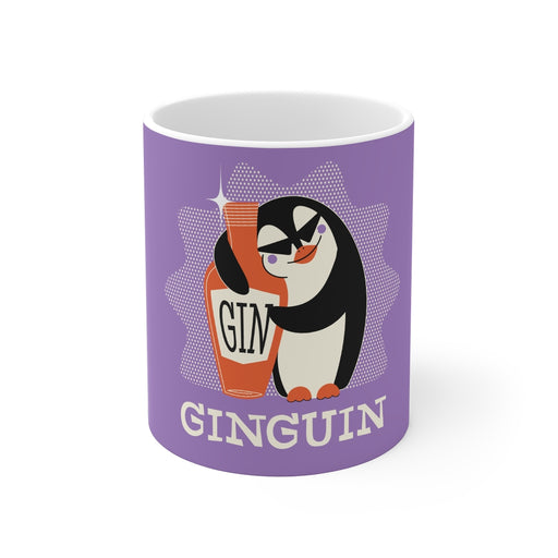 Penguin Coffee Mugs | Ginguin | Penguin Coffee Mug | sumoearth 🌎