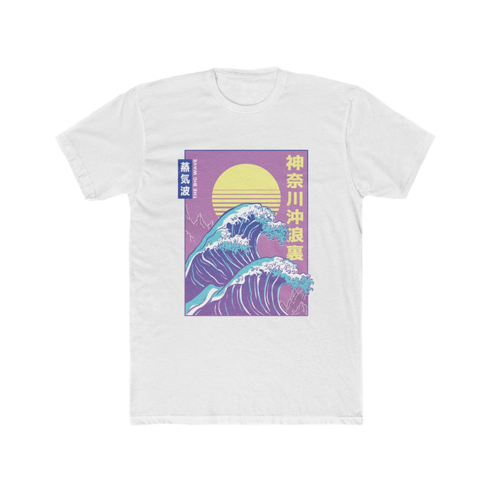 Big Wave Men's T Shirt